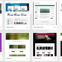 6 plantillas HTML, edítalas y prepáralas tu
