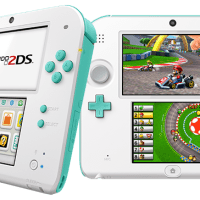 Reducen el precio de Nintendo 2DS a 80 dólares