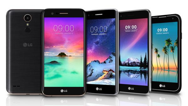 LG K8 2017, todas sus prestaciones