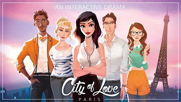 City of Love: Paris, la nueva aventura para móviles de Ubisoft