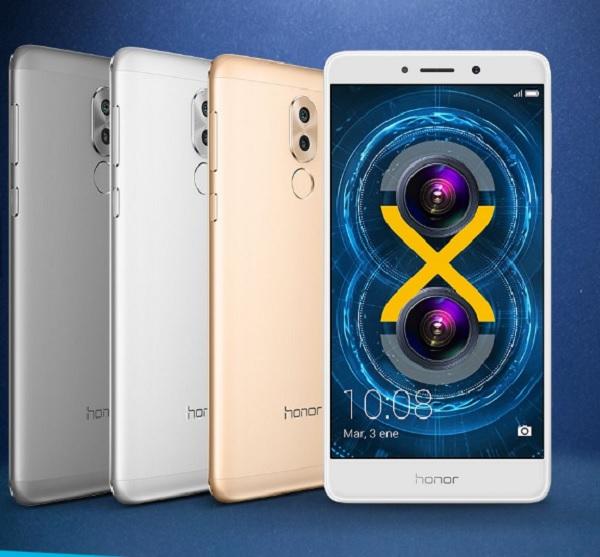 Huawei Honor X6 Premium, más potencia y mejor cámara