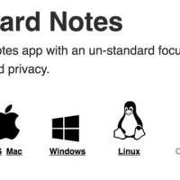 Standard Notes, una app de notas en código abierto