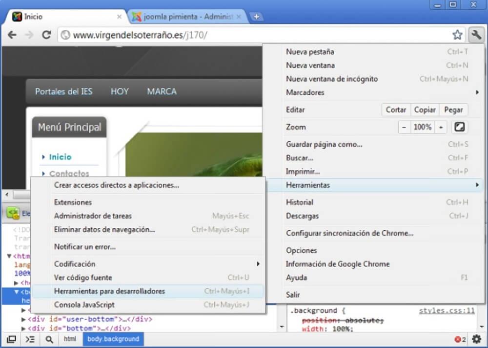Código fuente, la base del diseño de tu página web