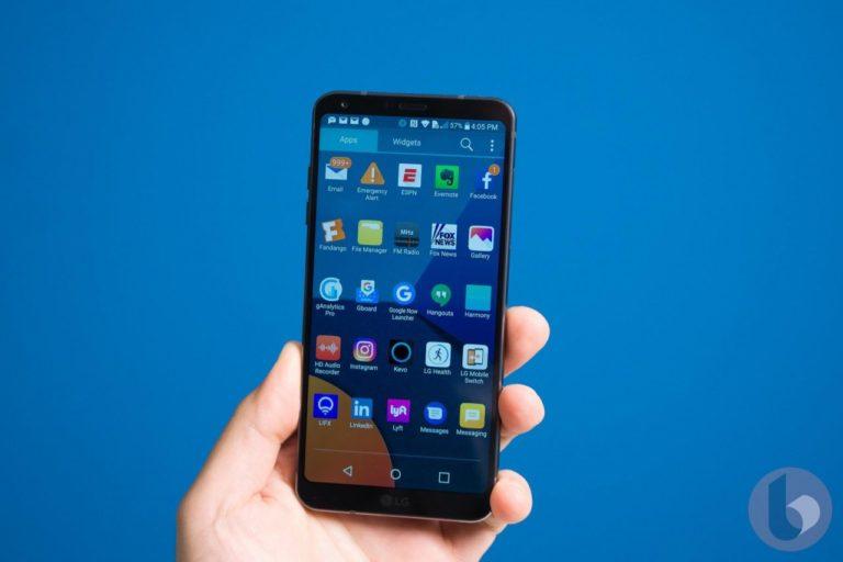 LG G6 Mini, filtran imágenes del nuevo smartphone