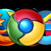 Comparar navegadores web