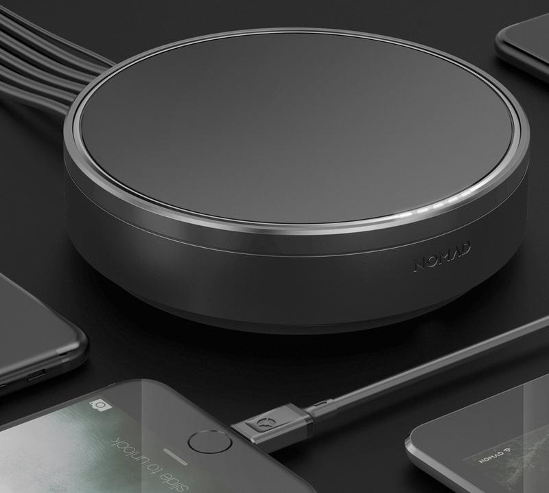 Nomad carga hasta 5 dispositivos al tiempo | Eclixxo.com