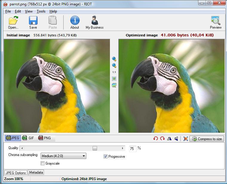 Optimizar imágenes y contenido audiovisual en la web