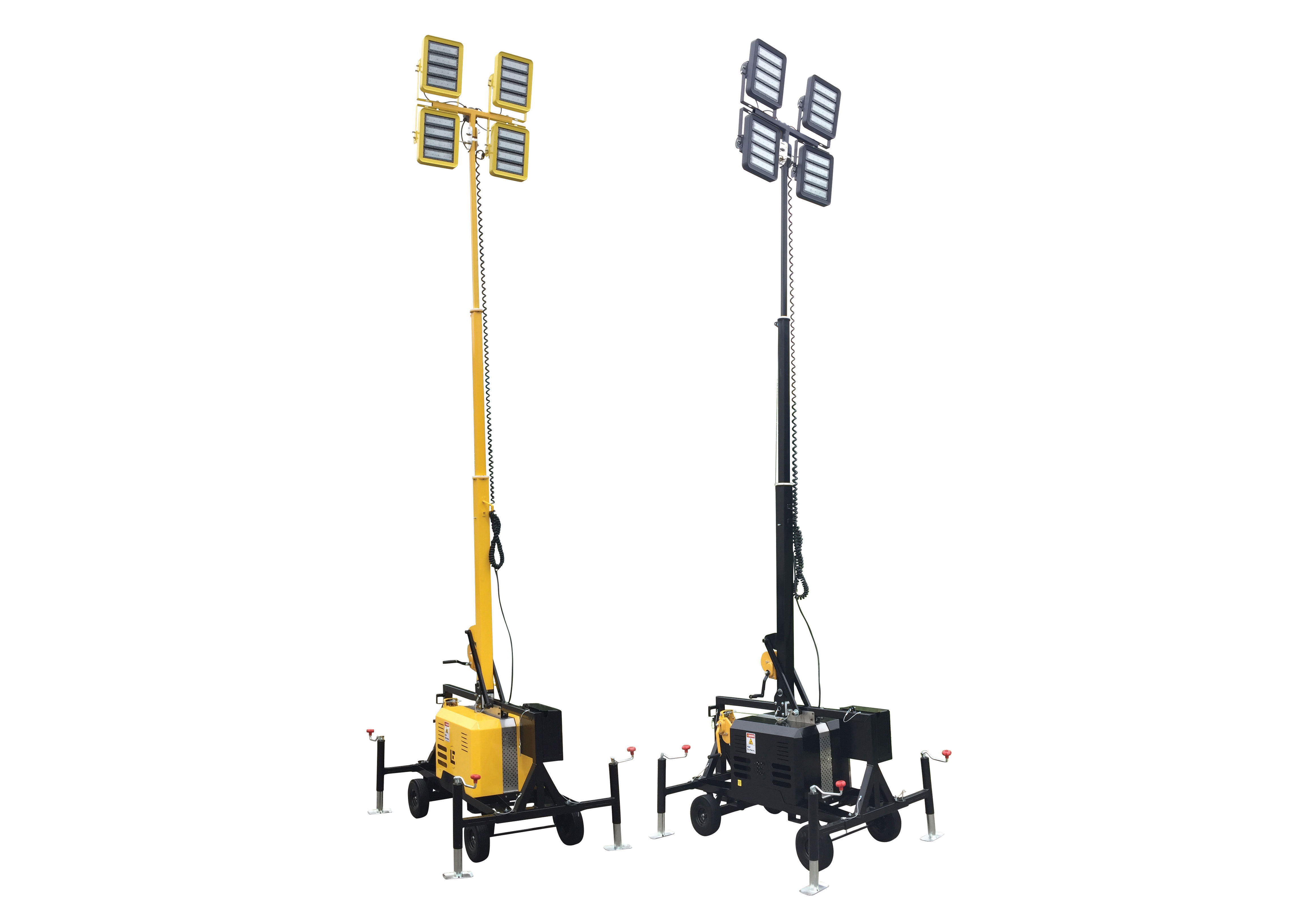 Lind Equipment S Beacon Portable Led Tower