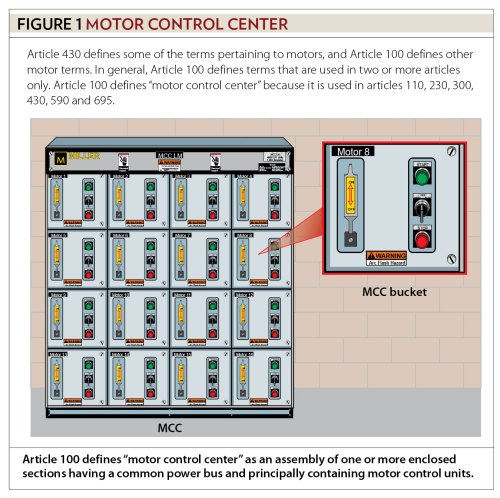 small resolution of figure 1 motor control center