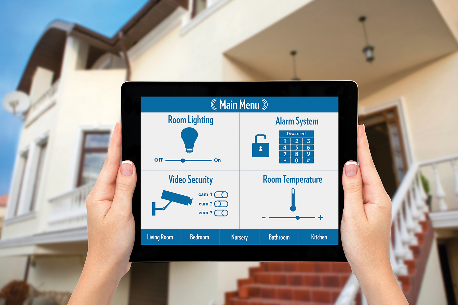 Home Networking System Antai Smarthome Inc