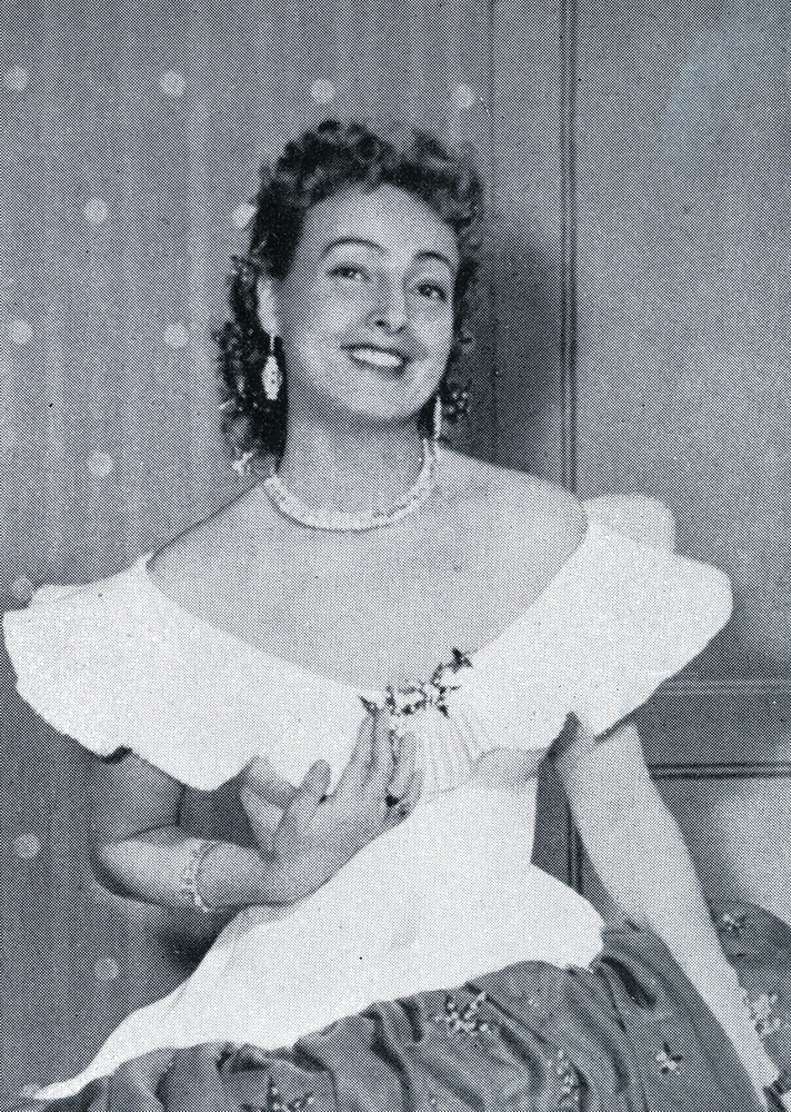ECMF (1918-1944) - Interprète : Mme ROGER (Germaine)