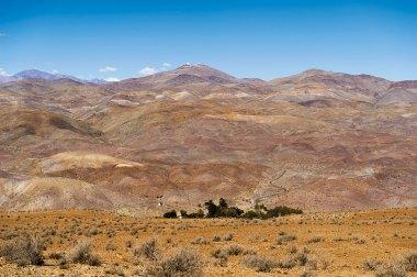 47 La Silla from Base to Summit (79,8 x 120 cm) licht beschadigd €20