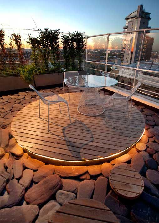 Eco Ark Roof Garden