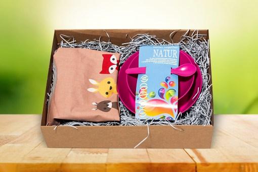 Hungry Baby - Box Biodora FRANCK FISCHER