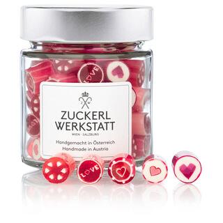 Zuckerlwerkstatt liebes-edition-standardglas