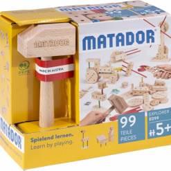 Nachhaltiges Holzspielzeug aus Österreich - Matador Explorer E099