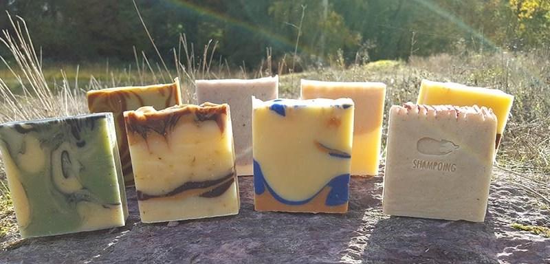 Aubergine, une savonnerie bio et «slow cosmétique»