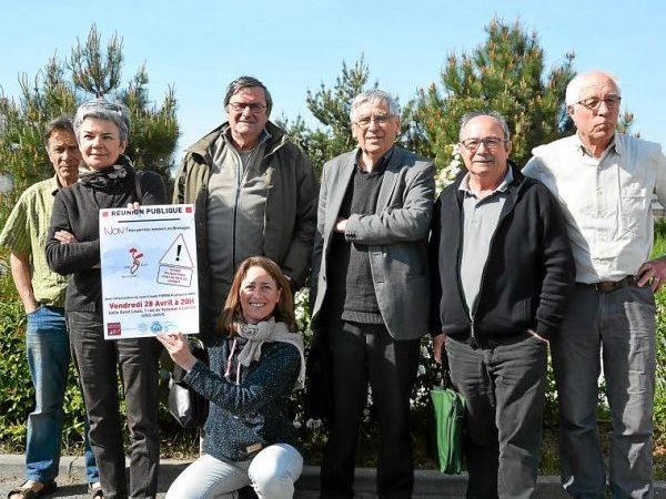 Les permis miniers, risque majeur pour l'eau en Pays de Lorient