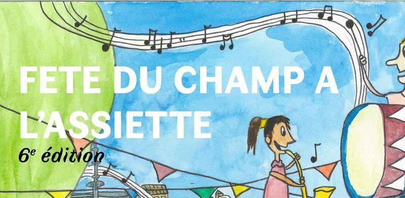 L'idée sortie. «Du Champ à l'Assiette» ce samedi à Rennes
