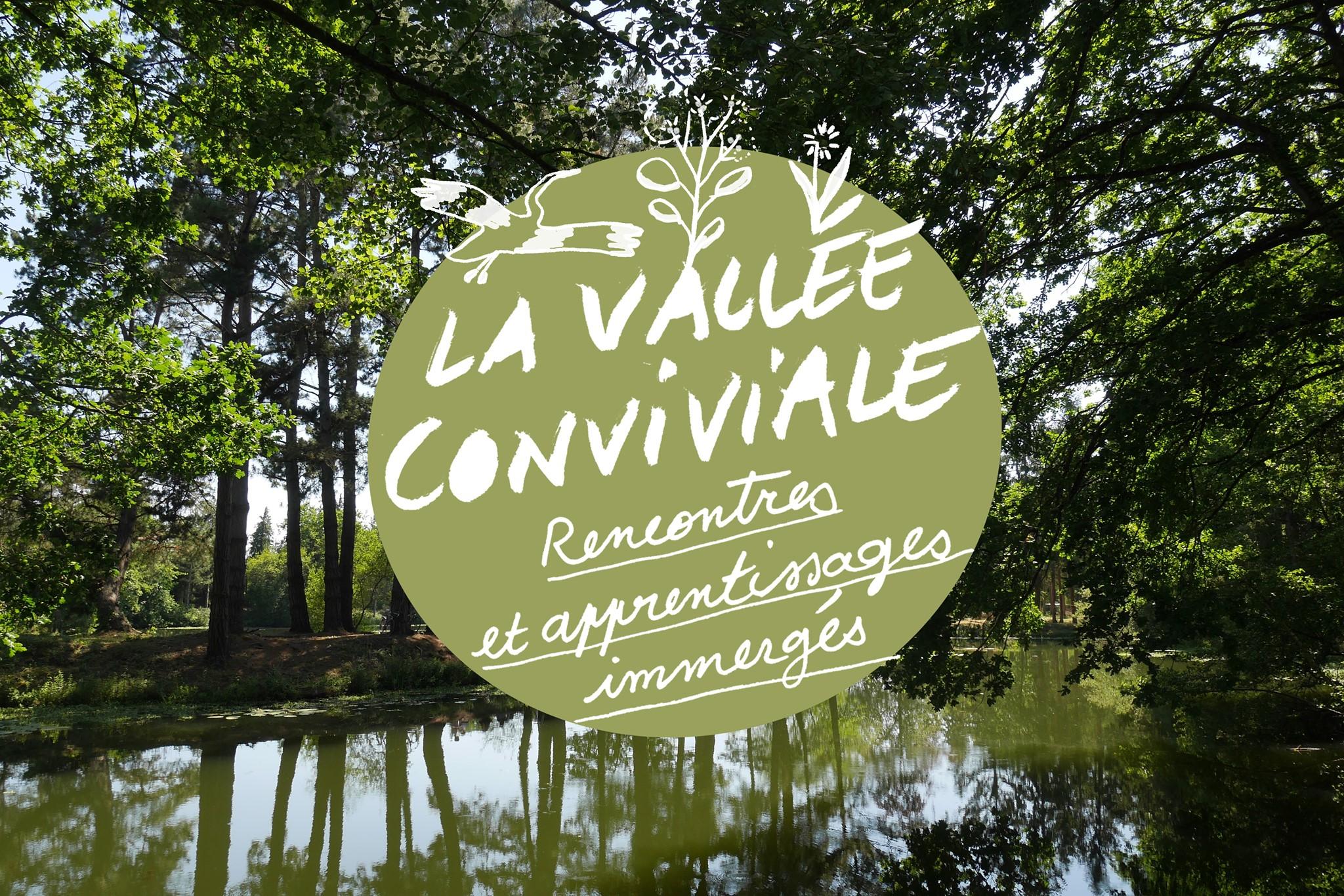 La Vallée Conviviale – Un été de résidences collectives et cabanesques en Vallée de Vilaine