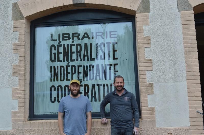 A Augan dans le Morbihan, 80 associés lancent une librairie coopérative