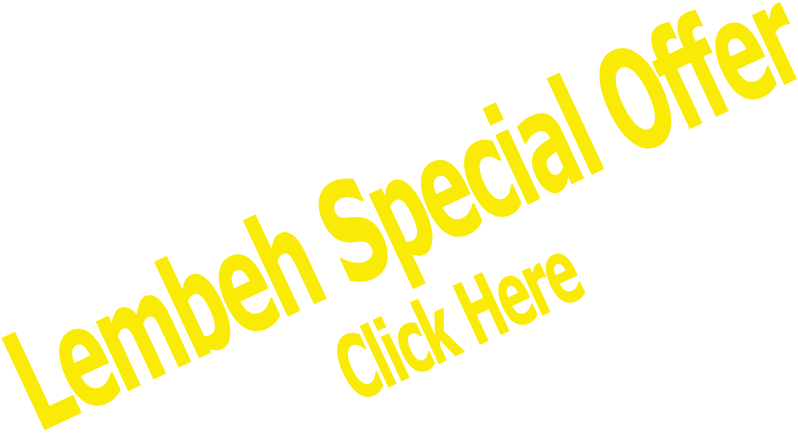 Special Offer Lembeh Summer 2018