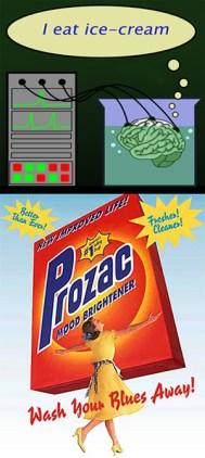 Icecream + Prozac
