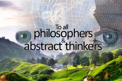 Philosophers & Abstract Thinkers