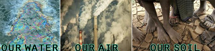 Our Water, Air, Soil
