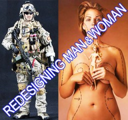 Redesigning Man and Woman