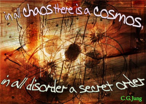 Cosmos in Chaos