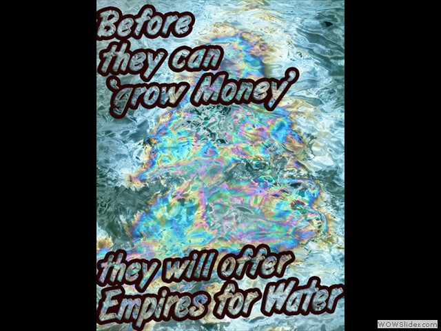 Empires for Water