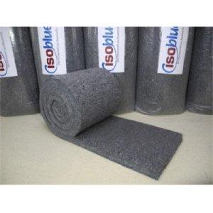 isoblue Dämmstoff aus Recycling Baumwolle