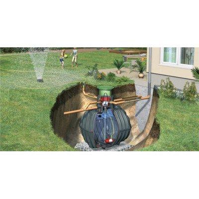 Graf Carat Regenwassertank Komplettpaket Garten-Komfort