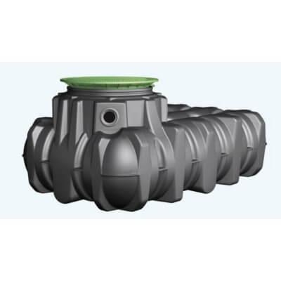 Graf Platin Regenwassertank