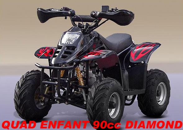 quad 90cc atv diamond quad diamon