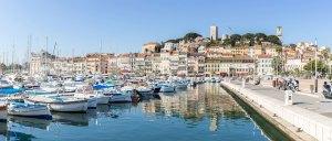 Charte de qualité marine en baie de Cannes - Vieux Port de Cannes