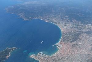 Charte de qualité marine en baie de Cannes