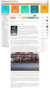 Superyacht Slipstream Recognized for HumanitarianEfforts