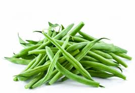 Organic Beans - Green - Small Round (AUS) 1