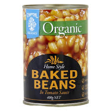 Organic Baked Beans - 3 or more 1
