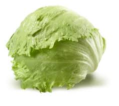 Organic Lettuce - Iceberg - 2 or more 1
