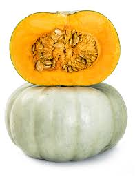 Organic New Seasons Pumpkin - Piece 1