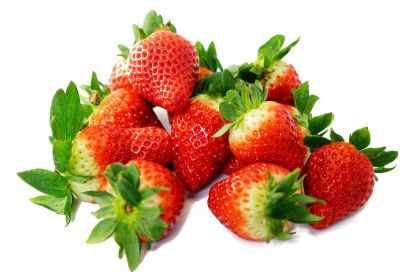 Organic Strawberries - Smoothie Grade - 700g - 2 or more 1