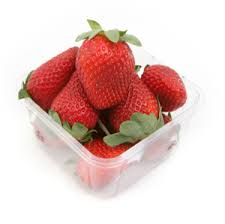 Organic Strawberries - 2 or more 1