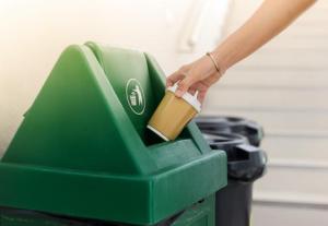 récupération de déchets