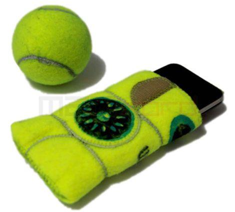 Tennis pochette téléphone