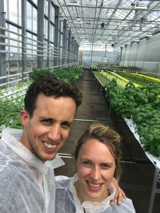 Urban Farmers Den Haag
