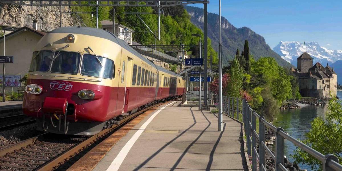 Een gids voor de liefhebber van 'Europa per trein'.