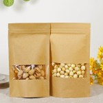 18x28cm-Brown-Food-Storage-Stand-Up-Pouch-Craft-Zip-Lock-Bag-With-Window-Retail-Packaging-Resealable.jpg_640x640